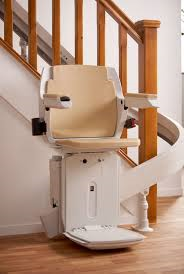 Curved New Stairlift