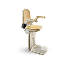 Reconditioned Brooks 180 Stairlift